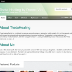 NuggetWeb Welcomes Theta Healing by Donna Via