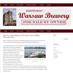 Warsaw Brewery Bar and Restaurant For Sale By Owner
