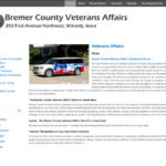 Bremer County Veterans Affairs - Waverly, Iowa