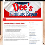 Dee's Furniture Repair - Homewood Illinois