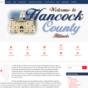 Hancock County Illinois