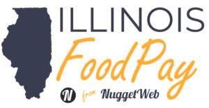 Logo for Illinois FoodPay by NuggetWeb.com